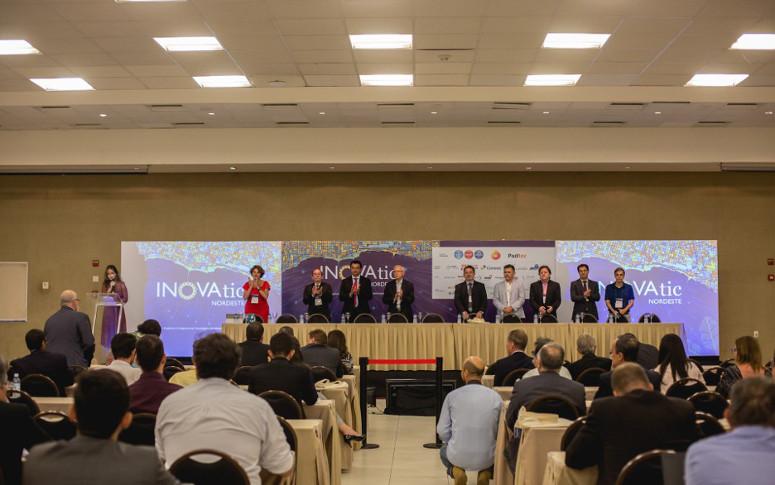 ETICE participou do INOVAtic NE 2018