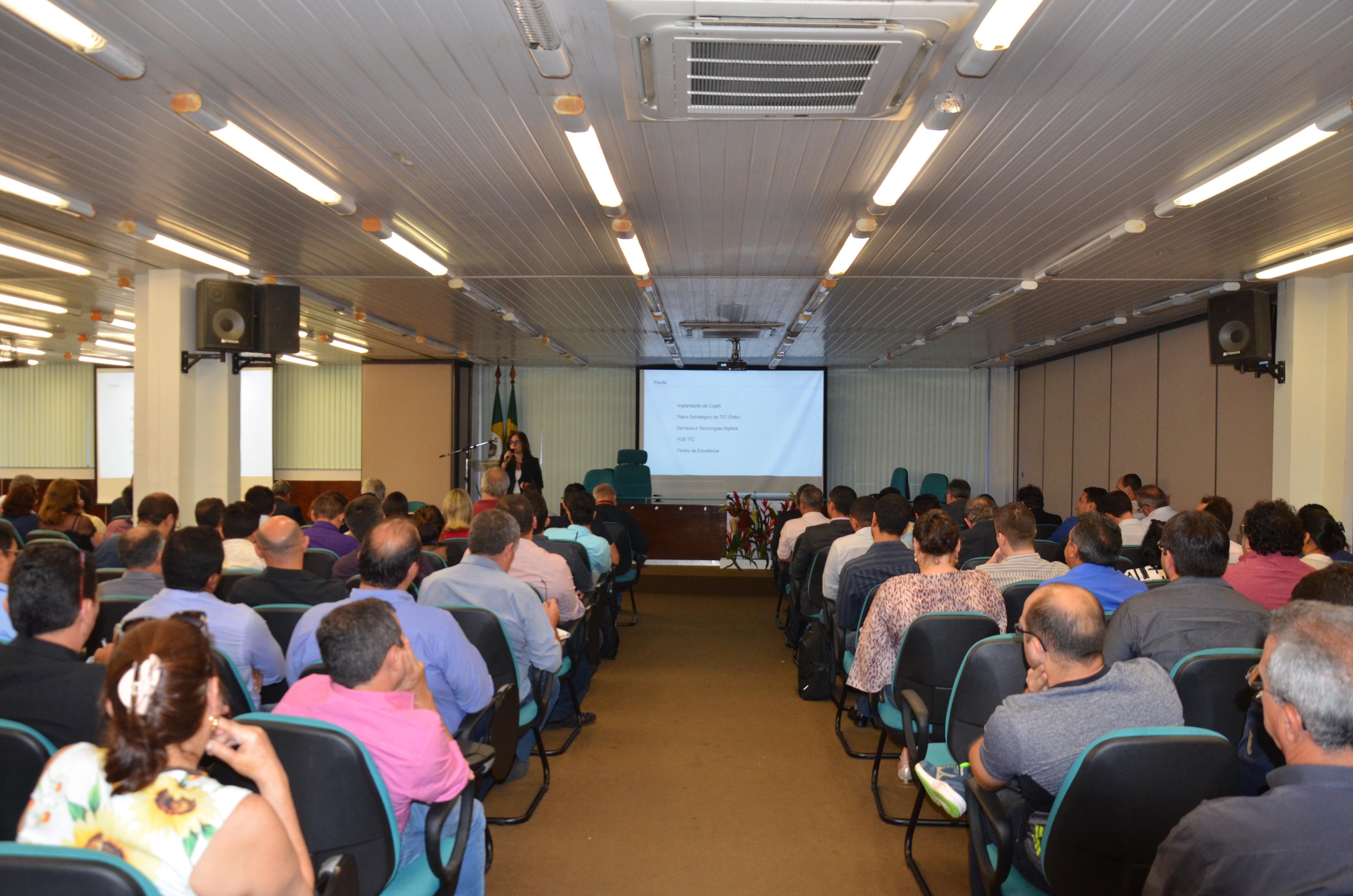 ETICE participa do Seminário Governo Digital do Estado do Ceará