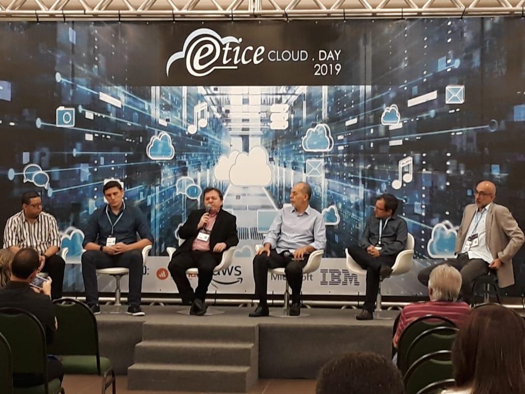 II Etice Cloud Day tem programação focada em Computação em Nuvem e IA