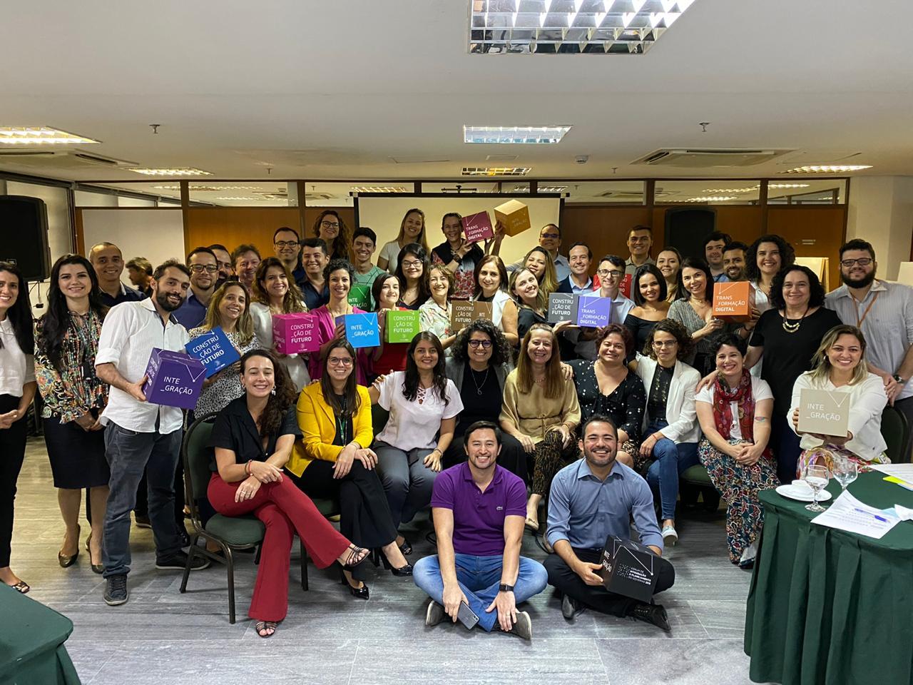 Etice participa da Oficina de Criação do Laboratório de Inovação do Governo do Ceará