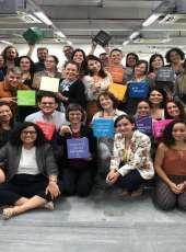 Etice participa de workshop sobre linguagem simples