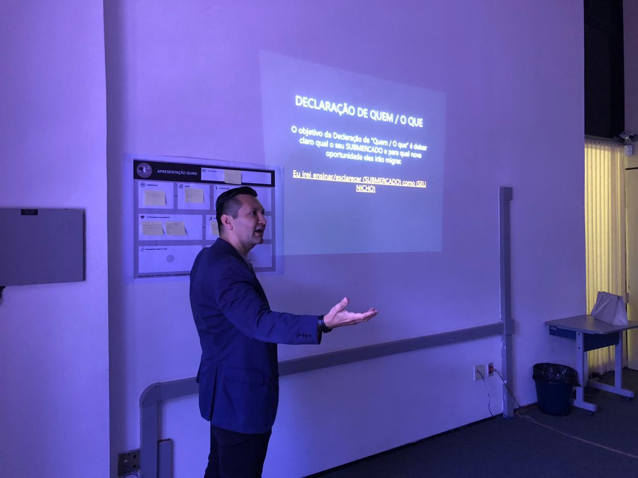 Etice promove segundo momento do treinamento storytelling