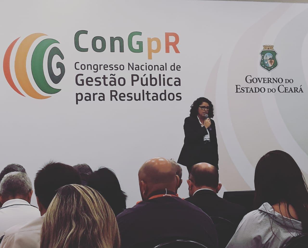 I Congresso de Gestão Pública para Resultados – ConGpR