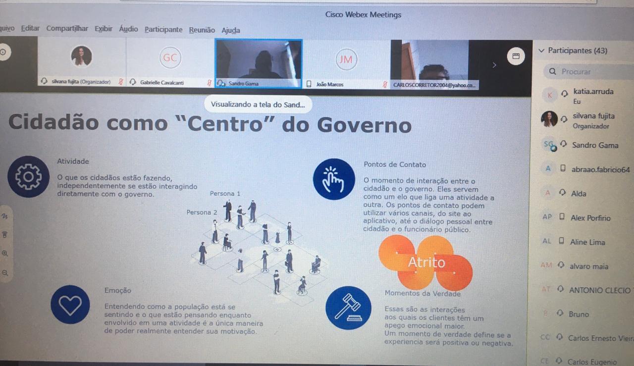 """Etice promove """"live"""" para apresentação de solução tecnológica e apresenta case Cearaprev"""